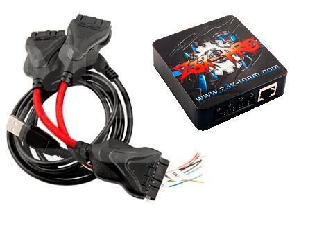 Z3X Easy JTAG+Emmc Z3X Jtag Pro 3 in 1 Adaptor